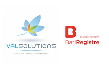 partenariat Val Solutions - BatiRegistre